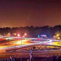 Bokaro Steel City at Night .jpg