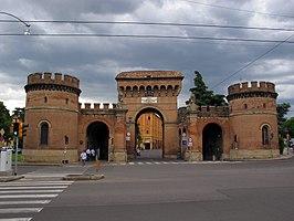Porta Saragozza, Bologna
