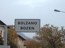 Ufficio Bilinguismo Bolzano : Lingue della provincia autonoma di bolzano wikipedia