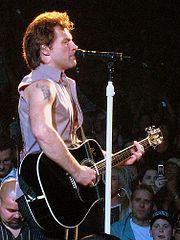 Jon Bon Jovi - Wikipedia, the free encyclopedia