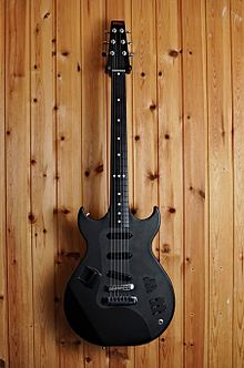 Bond Guitar, carbonfibre manufactured guitar (1984-1986).jpg