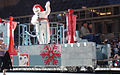 Bonhomme at the Calgary Stampede Parade 2011.jpg