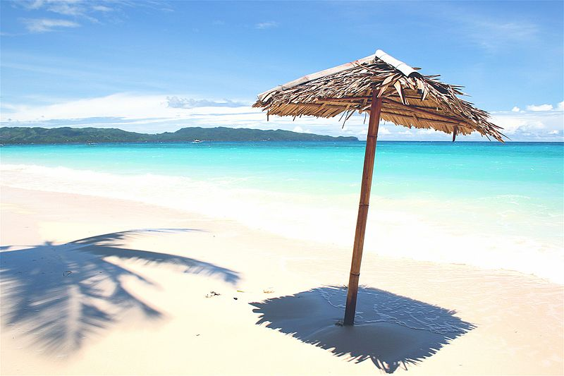 File:Boracay White Beach in day (985286231).jpg