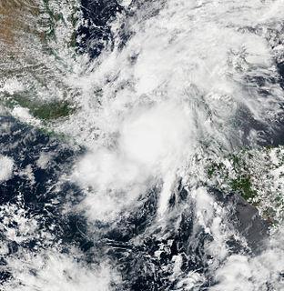 Tropical Storm Boris (2014)
