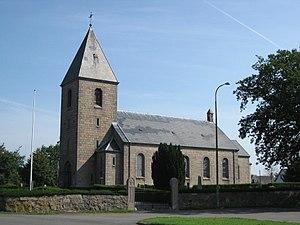 Vestermarie Church - Vestermarie Church, Bornholm