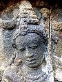 Borobudur - Divyavadana - 072 W, Ven Mahakatyayana teaches King Rudrayana (detail 2) (11706591874).jpg