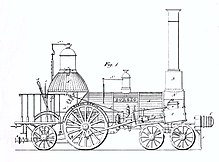 Technical drawing of the first steam locomotive (1840) Borsig.jpg