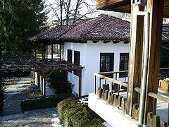 Родният дом на Христо Ботев в Калофер