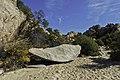 Boulder piece along Willow Hole trail (49795226727).jpg