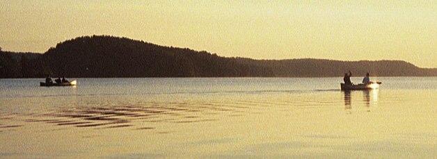 Boundary Waters canoes minnesota