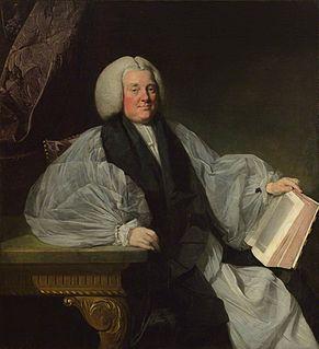 Edmund Keene English churchman and academic