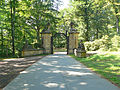 Brama II wejściowa do kompleksu Książ.jpg