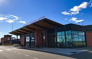 Brandon Municipal Airport airport in Canada
