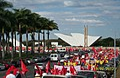 Brasilia DF Brasil - Passeata de funcionários públicos - panoramio.jpg