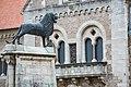 Braunschweig, Löwendenkmal, Burg Dankwarderode 20170921 004.jpg
