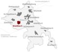 Bretzfeld Übersicht - Lage Waldbach.png