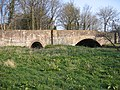 Bridge at Llong - geograph.org.uk - 384755.jpg