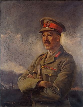 Robert Young (soldier) - Brigadier General Robert Young, KCB CMG DSO, 1919