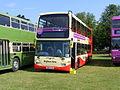 Brighton & Hove bus 686 (YN57 FYF), 2008 Netley bus rally (2).jpg