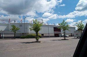 Crawley Town F.C. - Broadfield Stadium