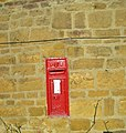 Brockhall Post Box - geograph.org.uk - 1712144.jpg
