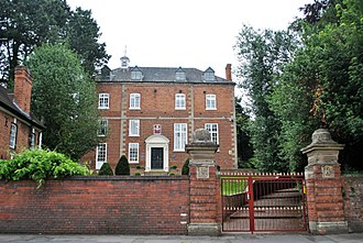 Bromsgrove School - Thomas Cookes House, founded by Sir Thomas Cookes in 1693, is the oldest building on the site