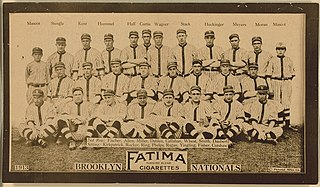 History of the Brooklyn Dodgers Historical Baseball team