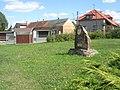 Broumy, pomník 640 let obce.jpg