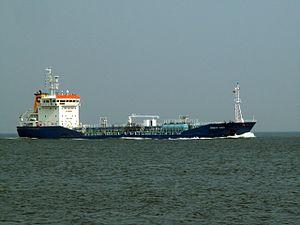 Brovig Wind - IMO 9327281 approaching Port of Rotterdam, Holland 07-May-2006.jpg