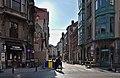 Brussels comic book route- Victor Sackville on rue du Marché au Charbon (Belgium, DSCF4459).jpg