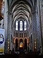Bruxelles Co-Cathédrale St. Michel & Ste. Gudule Innen Chor 1.jpg