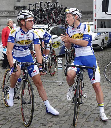 Bruxelles et Etterbeek - Brussels Cycling Classic, 6 septembre 2014, départ (A257).JPG