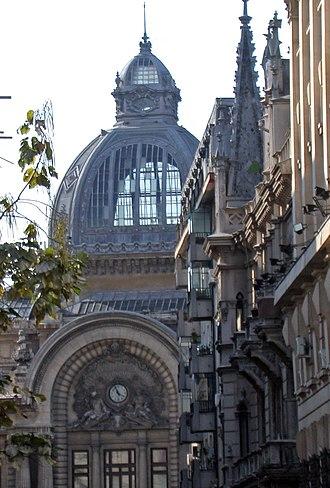 CEC Palace - Image: Bucarest Casa De Depuneri 2