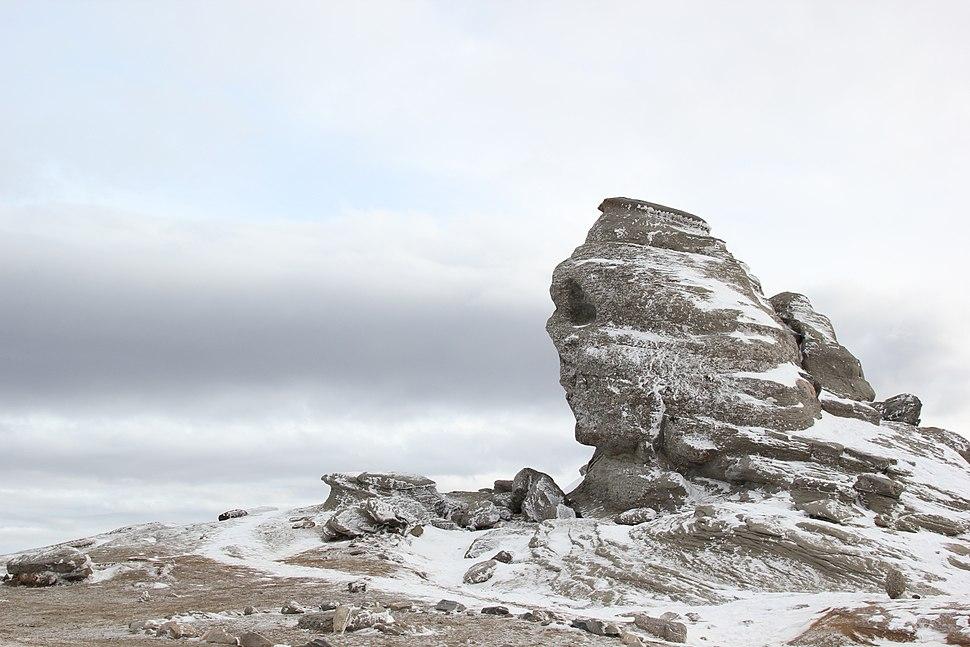 Bucegi Sfinx 2011 iarna