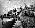 Buchelsund ved Hurtigrutekaia (1964).jpg