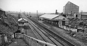 North Staffordshire Railway - Image: Bucknall & Northwood Station 1933424 71025ab 9
