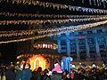 Bucuresti, Romania, Piata Universitatii, Dec. 2015 (mare aglomeratie)(4).JPG