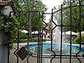 Bucuresti, Romania. CASA DOINA sau RESTAURANTUL DOINA (Bufetul de la Sosea); (B-II-m-A-18986) (detaliu).jpg