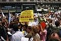 Buenos Aires - Manifestación contra el Corralito - 20020206-01.JPG