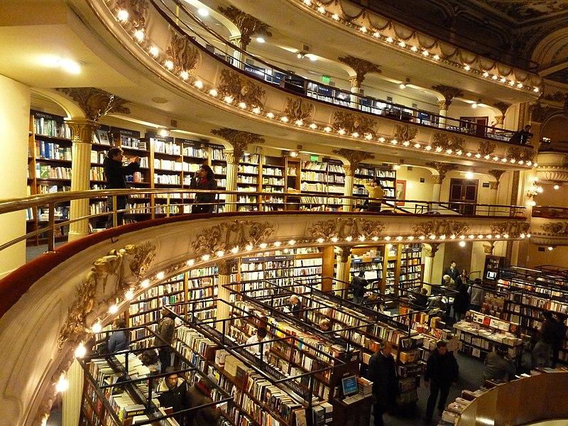 Livrarias em buenos aires