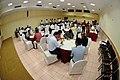 Buffet Lunch - VMPME Workshop - Science City - Kolkata 2015-07-17 9537.JPG