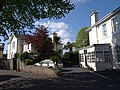Buildings on Cleveland Road, Torquay - geograph.org.uk - 1859599.jpg