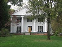 Bulloch Hall Roswell GA