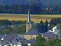 Bundenbach - Die kath. Pfarrkirche Sankt Nikolaus wurde um1907-08 erbaut. - panoramio.jpg