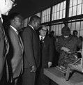 Bundesarchiv B 145 Bild-F010294-0004, Hüttenwerk Rheinhausen, Präsident von Togo.jpg
