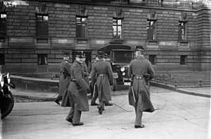 Germany–Soviet Union relations before 1941 - Cheka Trial in Leipzig, 1925