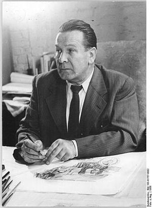 Karl von Appen - Karl von Appen in 1956.
