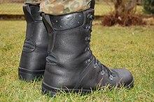 Combat Boot Wikipedia