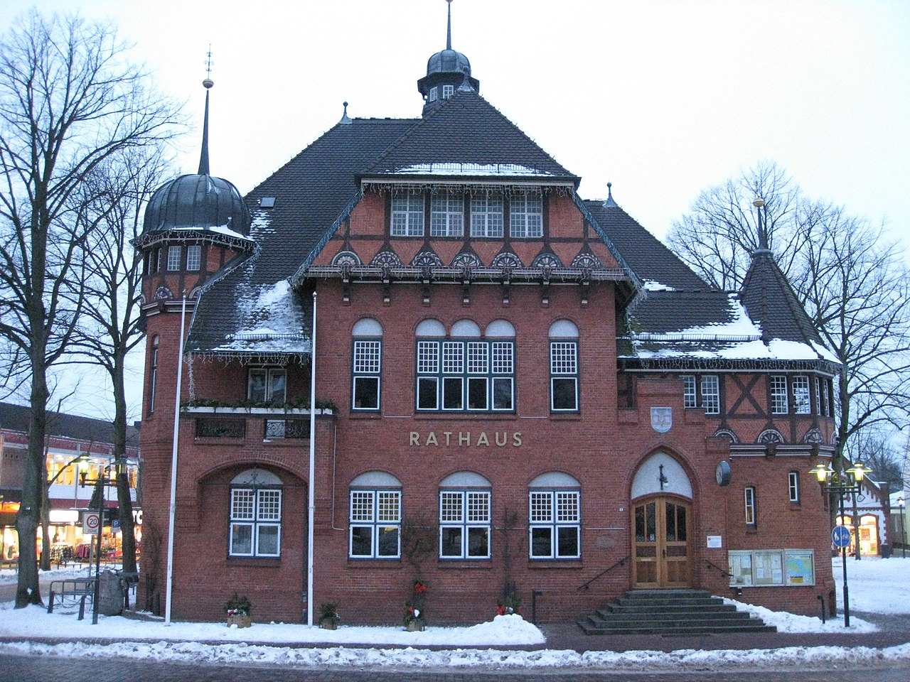 Burg Fehmarn