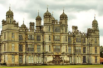 Prodigy house - Burghley House, Lincolnshire